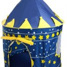 Boy PLAYHOUSE OUTDOOR INDOOR TENT KIDS PLAY TENT BLUE Color PRINCE CASTLE Shape