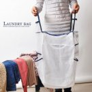 Big Size Easy Use Mesh LAUNDRY BAG with Multiple Pocket Good for Dirty Cloth