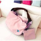 PINK COLOR 3 Way Multiple Use Fold-able Travel Bag Good for Travel Daily Use
