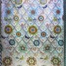 Oriential Classical Colorful Design 180x180cm PEVA Shower Curtain Cool Design