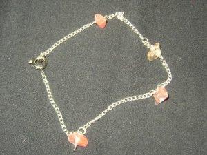 Pink Chip Bracelet