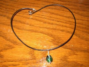 Bluegreen Necklace