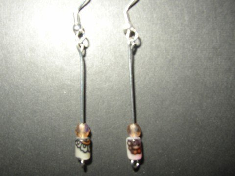 Long Design Earring
