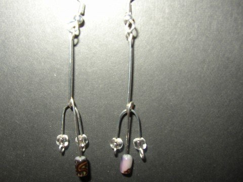 Dangle Design Earring