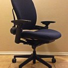 Steelcase Leap Plus Office Chair Navy