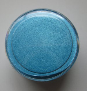 Minerals Eye Shadow 5 Gram Shade: CARIBBEAN BLUE