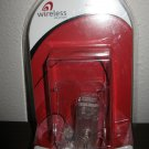 Wireless Solutions Clear Plastic Holster Motorola VU204 Phone New & Sealed #D43