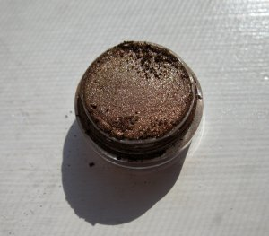 Minerals Eye Shadow 5 Gram Shade: SAFARI  BROWN  #143