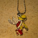 Red Flying Koopa Child Necklace & Pendant New #490