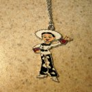 Jessie from Toy Story Child Necklace & Pendant New #752