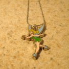 Disney Princess Tinkerbelle Child Necklace New #640
