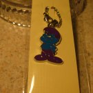 Purple and Blue Smurf Necklace & Pendant New #348
