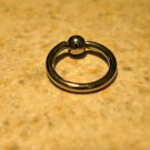 Body Piercing Jewelry 3/8 in Captive Hot! #822B