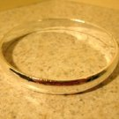 Bracelet Thick Silver Plated Bangle Hot! #633