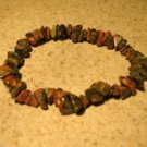 Unakite Gemstone Bangle Bracelet HOT! #295