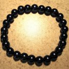 Dark Blue Pearl Bangle Bracelet New #555