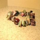 Bracelet Multi Color Shell Bangle NEW & HOT! #464