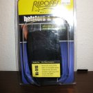 Black Fitted Case for Motorola W315, Samsung C417 & Others Phone New #D142