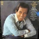 "VINYL LP ALBUM - ANDY WILLIAMS ""GET TOGETHER WITH"" #6C"