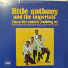 Vinyl LP Album Lil Anthony- I'm On The Outside #3D