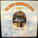 Vinyl LP Album You Must Remember These Original #13D