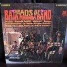 Vinyl LP Album Baja Marimba Band Heads Up #20B