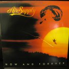 Vinyl LP Album Air Supply Now And Forever #8C
