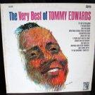 Vinyl LP Album Best Of Tommy Edwards #23D