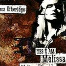 Yes I Am by Melissa Etheridge (Cassette, Sep-1993, Island) #B3