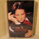 Drag by K.D. Lang (Cassette, Jun-1997, Warner Bros.) #B8