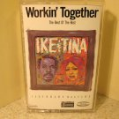 Ike & Tina Turner Workin' Together (Cassette EMI America Dolby) #B12