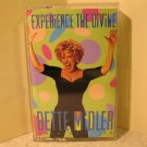 Bette Midler Greatest Hits Experience the Devine (Cassette) #B49