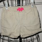 Adorable Beige Shorts by Circo Size 4T Nice! #X75