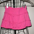 Precious Pink Ruffle Skirt by Faded Glory Child Size 4 Nice! #X42