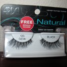 Ardell Natural Black Demi Eyelashes with Adhesive New! #T953