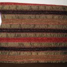 Golden Brown Striped Pillow Case Color by Euphoria Home Revolution New #D836