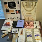 High-End Name Brand Assorted Cosmetics Generous Travel/Sample Size New! #T1137