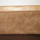Bronze Ipsy Makeup Cosmetic Bag NEW #T1189
