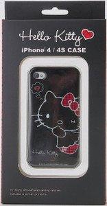 Hello Kitty iPhone 4 Case: Tartan