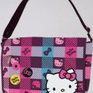 Hello Kitty Messenger Bag: Check RETAILS $48.00