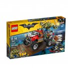 Lego Batman Killer Croc Tail-Gator 70907
