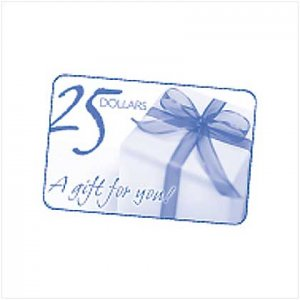 $25 WESTBENDGIFTS GIFT CARD