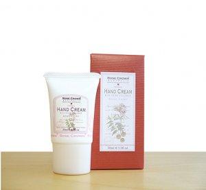 {Rose Crown} Herbal Hand Cream with ovine collagen Rose fairy 30ml