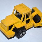 MAJORETTE No.226. Yellow Road Roller. MADE IN FRANCE