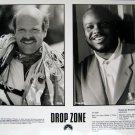 "1994 Press Photo Rex Linn, Malcolm-Jamal Warner star in ""Drop Zone"""