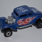 MATCHBOX 33 WILLYS STREEY ROD. 1:50. MATCHBOX TOYS LTD. 1982. MADE IN CHINA