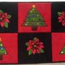 """Holiday Decor by Nourison Christmas Accent Rug Christmas trees SIZE 18"""" x 30"""""""