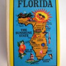 NEW Vintage Souvenir Playing Cards FLORIDA THE SUNSHINE STATE