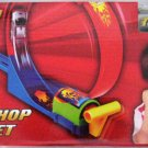 FAST LANE SPEED SHOP PLAYSET