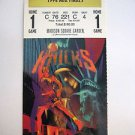 1994 NBA FINALS GAME 1 TICKET STUB